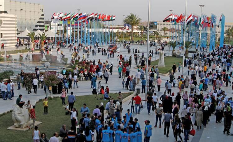 بينها دمشق الدولي.. تنظيم 40 معرض خلال النصف الثاني من العام الحالي