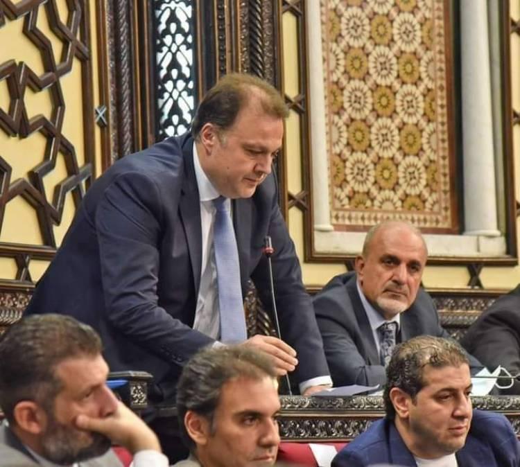 النائب غزوان المصري : الديموقراطية اليوم تتجلى بأبهى صورها قبل فتح صناديق الاقتراع