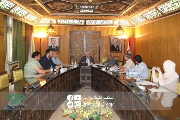 غرفة تجارة دمشق تقترح إلغاء الرسوم الجمركية للأجهزة والأدوات الكهربائية الموفرة للطاقة