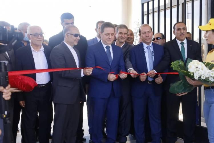 بمشاركة أكثر من 225 شركة محلية وأجنبية افتتاح معرضي بيلدكش ولايف ستايل