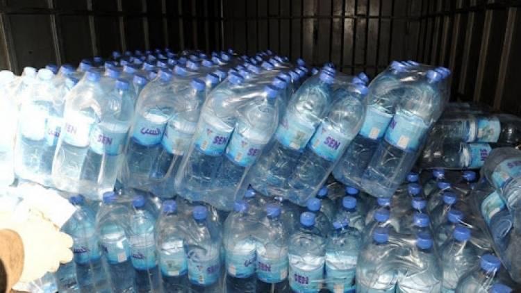 """مديرة الصناعات الغذائية:  المياه المعدنية ستعود للأسواق اعتباراً من الغد واضطررنا """" لفركة إدن"""" لتجار المياه لمنع احتكارها"""