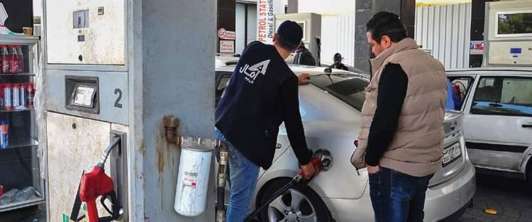 محروقات توضح اسباب تأخر وصول رسائل البنزين لبعض السيارات