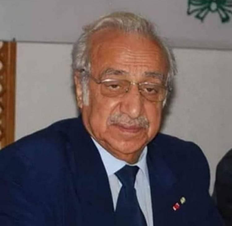 وفاة رجل الأعمال الدكتور عثمان العائدي